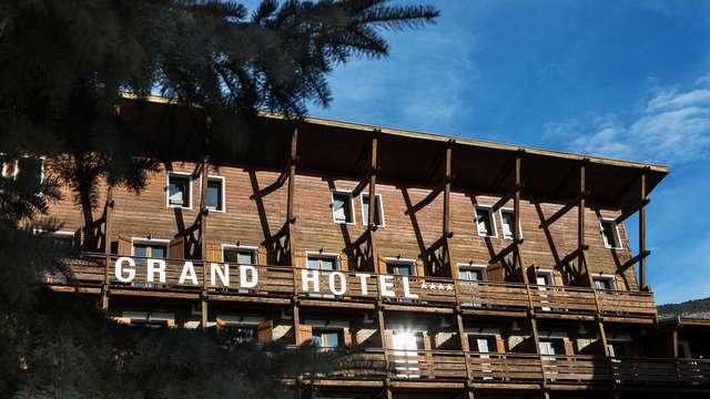 Grand Hotel Spa Nuxe Serre Chevalier