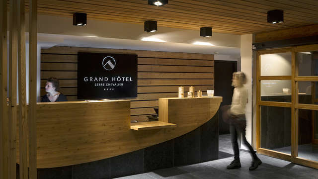 Grand Hotel Spa Nuxe Serre Chevalier
