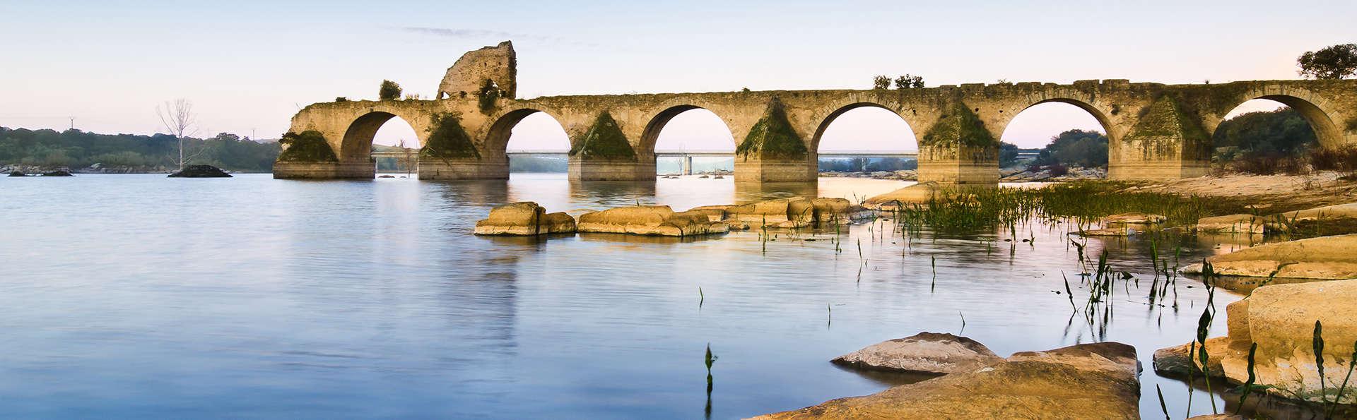 Descubre el encanto de Olivenza, un pueblecito fronterizo con Portugal, con visita al Castillo