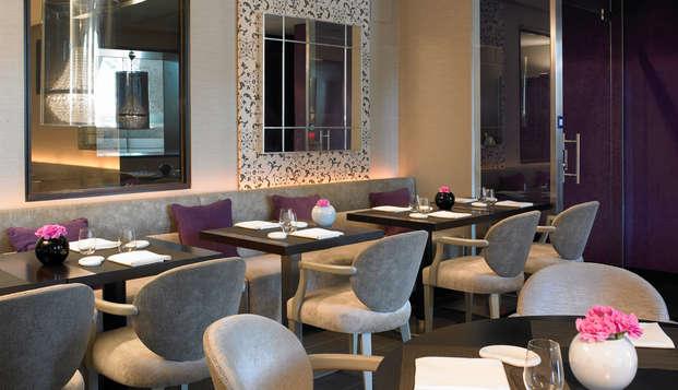 Hotel Hospes Puerta Alcala - restaurant