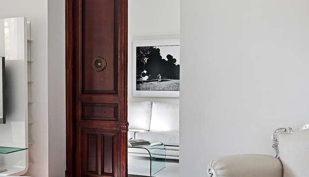 Hotel Hospes Puerta Alcala - room