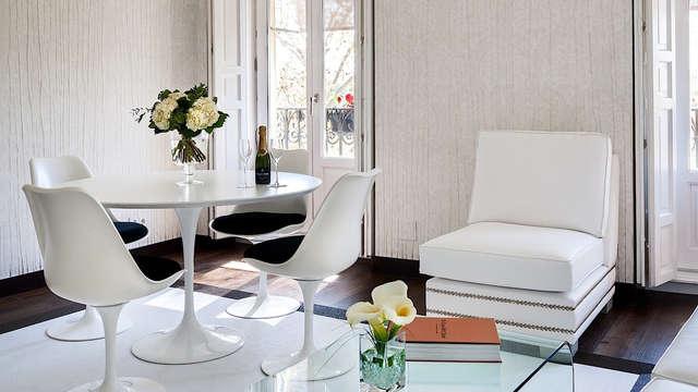 Hotel Hospes Puerta Alcala - salonroom