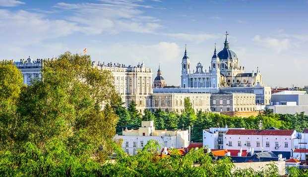 Hotel Hospes Puerta Alcala - destination