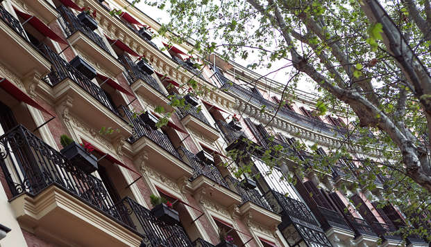Hotel Hospes Puerta Alcala - front
