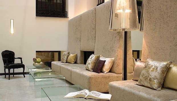 Hotel Hospes Puerta Alcala - lobby