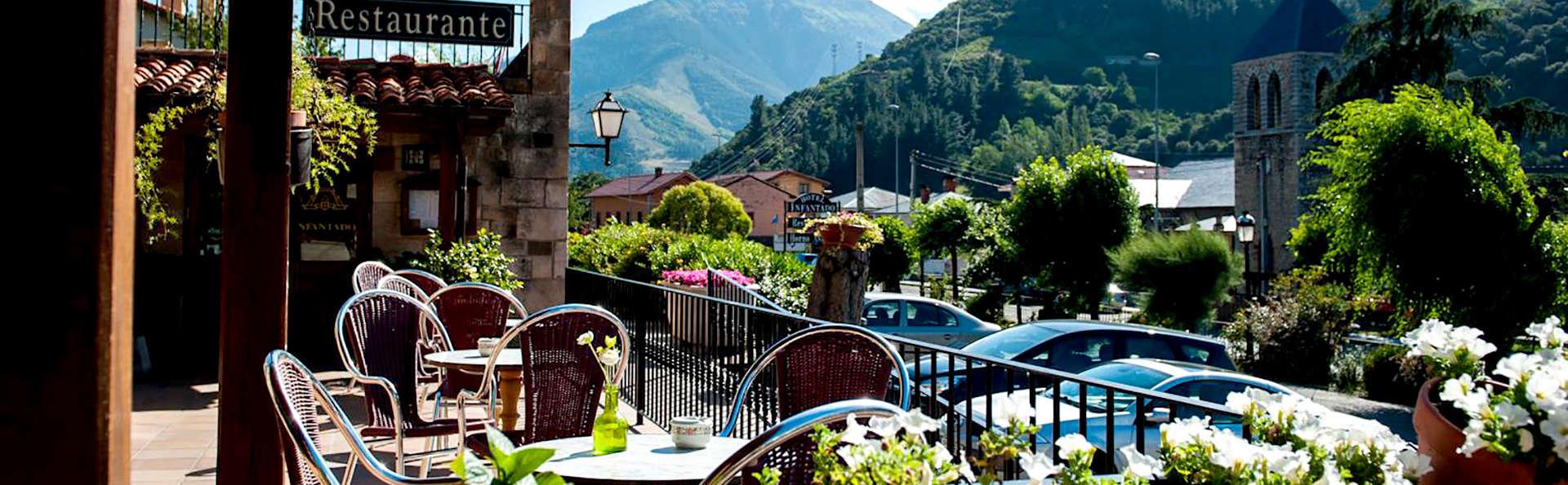 Escapada en Los Picos de Europa con Visita a Bodega y degustación de sus vinos