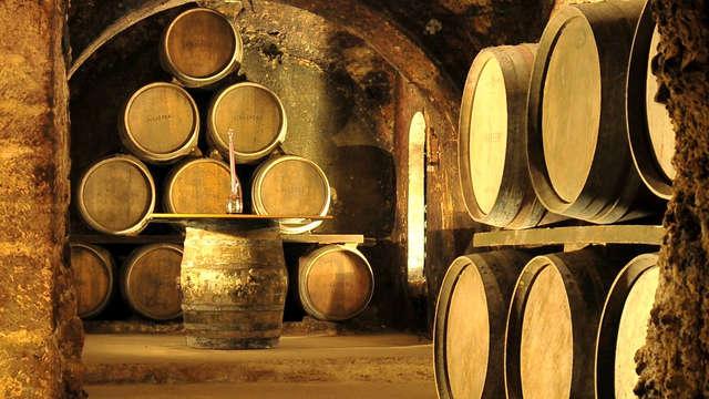 Escapade aux Pics d'Europe avec la visite d'une cave et une dégustation de ses vins