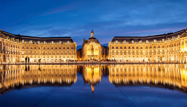 Champagne et chocolats pour votre séjour romantique proche de Bordeaux