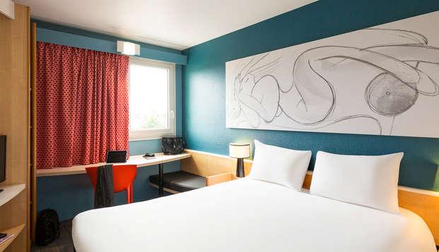 Hotel Ibis Bordeaux Sud Pessac - room