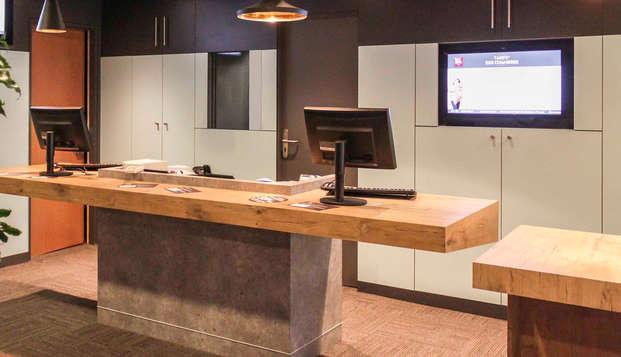 Hotel Ibis Bordeaux Sud Pessac - Reception