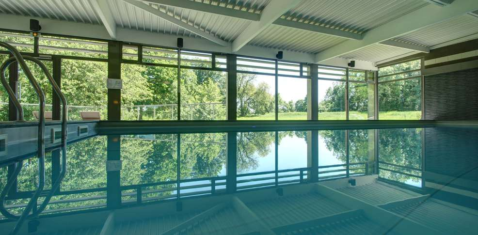 Week end de charme saint omer avec 1 acc s la piscine for Piscine de saint omer
