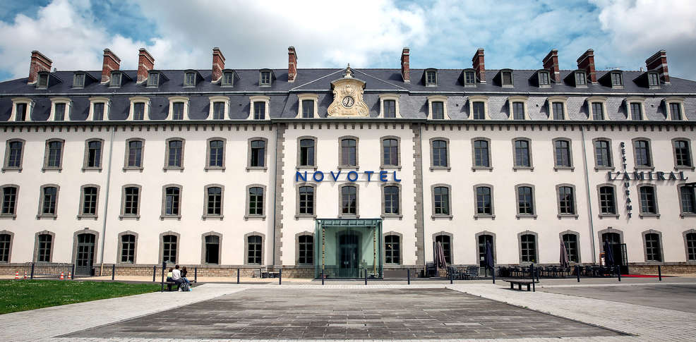 novotel saint brieuc centre gare 4 saint brieuc france. Black Bedroom Furniture Sets. Home Design Ideas