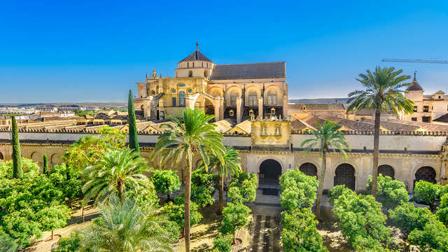 Scoprite la cultura di Cordova con una visita alla Moschea