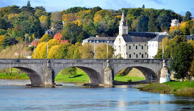 Week-end à Tours avec entrées au Château de Chenonceau