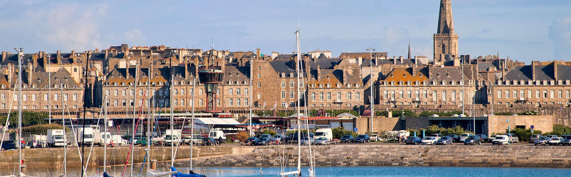 Séjour en famille dans la cité corsaire de Saint-Malo (à partir de 7 nuits)