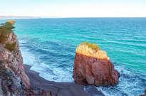 Platja de l'Illa Roja -