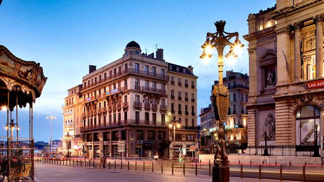 Visita Marsella y pasa la noche en una habitación Superior