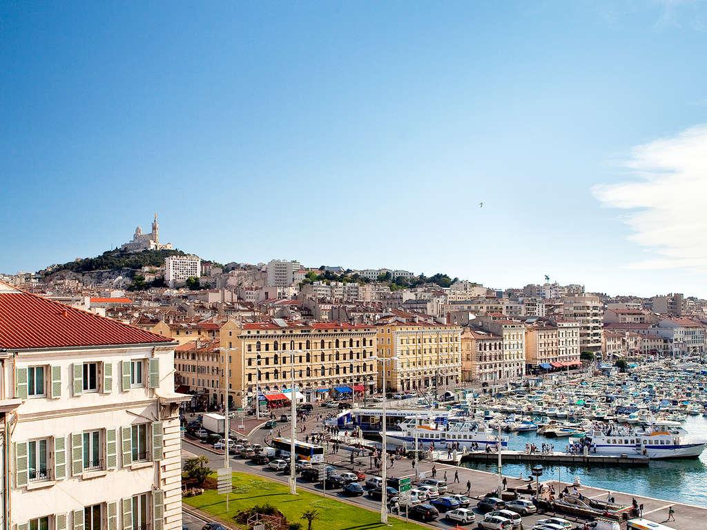 Séjour Marseille - Découvrez le quartier du Vieux Port de Marseille  - 3*