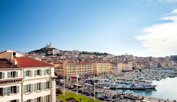 Découvrez le quartier du Vieux Port de Marseille