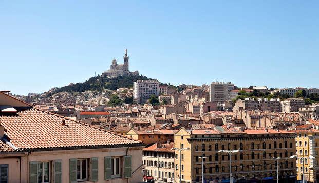 Escale Oceania Marseille Vieux Port - View