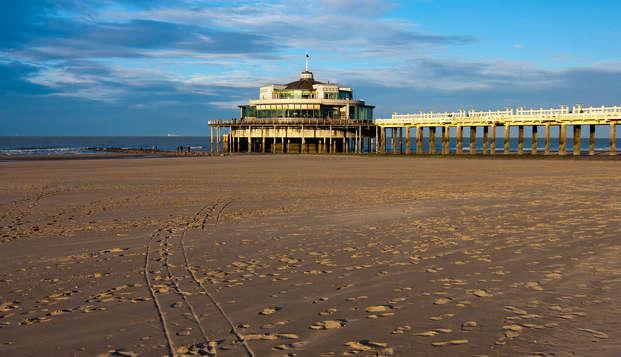 Herfst Special : uitwaaien aan de kust en genieten van de zeelucht