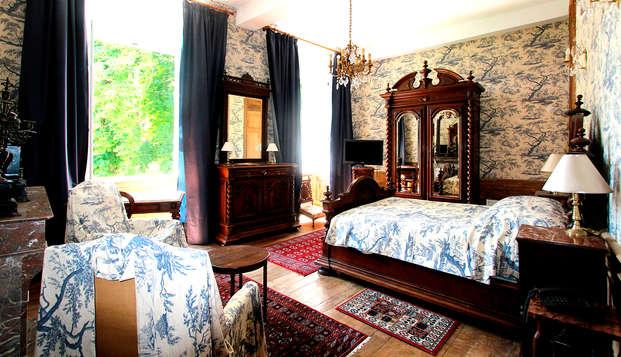 Vivez la vraie vie de château en Bourgogne