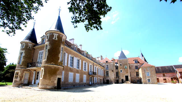 Escale de charme dans un château de Bourgogne