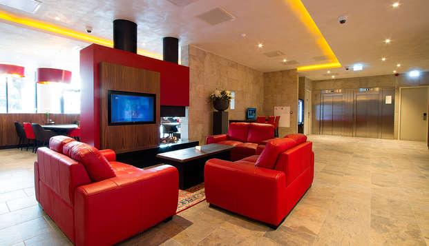 Bastion hotel Eindhoven Waalre - lobby