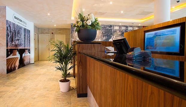 Bastion hotel Eindhoven Waalre - reception