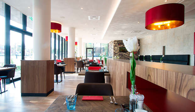 Bastion hotel Eindhoven Waalre - restaurant