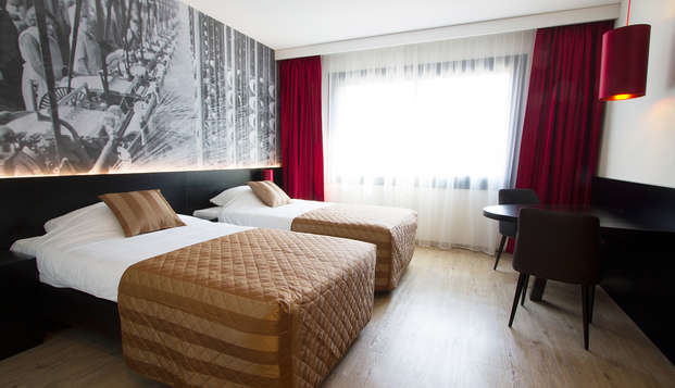 Bastion hotel Eindhoven Waalre - room