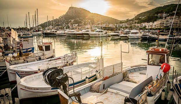 Vacaciones en media pensión en L'Estartit