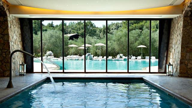 Weekend di benessere con spa nel cuore verde della Campania
