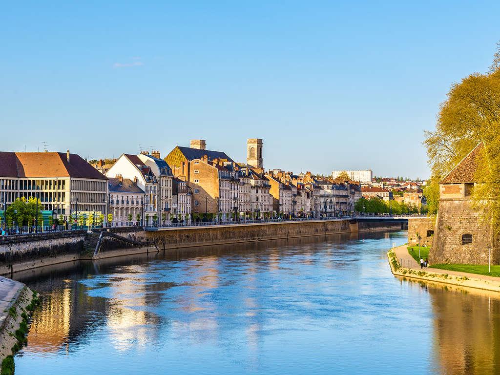 Séjour Franche-Comté - Séjournez sur les rives du Doubs à Besançon  - 3*