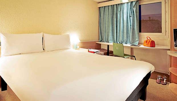 Ibis Besancon La City - room