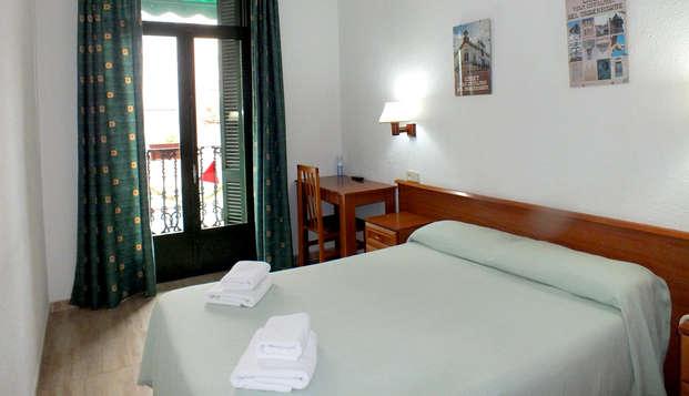 Alójate en un encantador hotel a las puertas de la Costa Brava