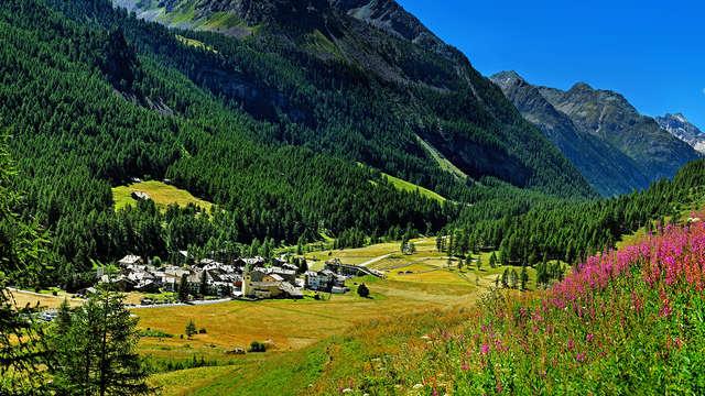 Alla scoperta delle Alpi valdostane a un passo da Aosta