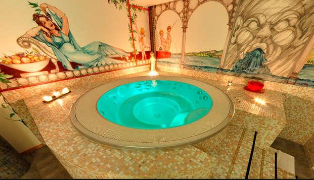 Soggiorno romantico tra le Alpi valdostane con accesso alla spa!