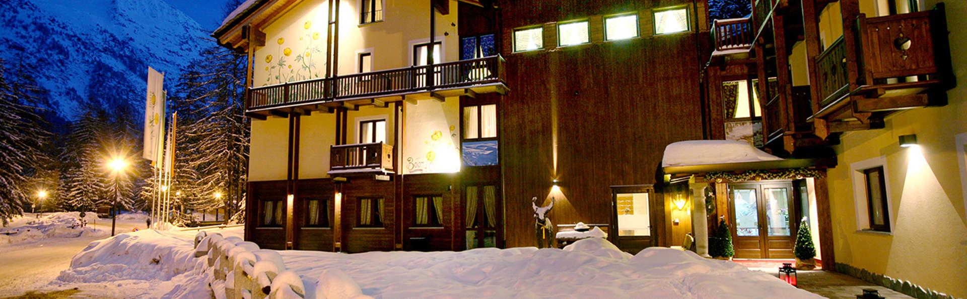 Escapade à la neige dans la Vallée d'Aoste