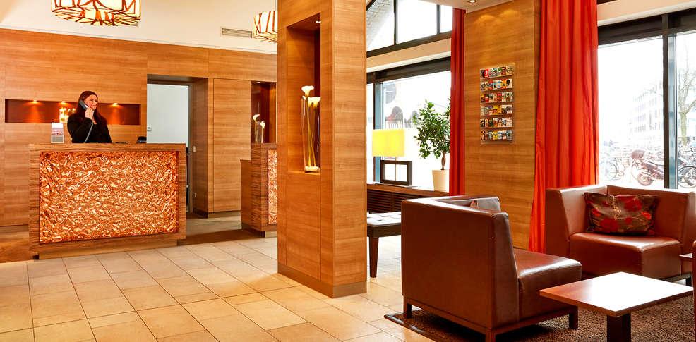 h hotel l beck 4 l beck allemagne. Black Bedroom Furniture Sets. Home Design Ideas