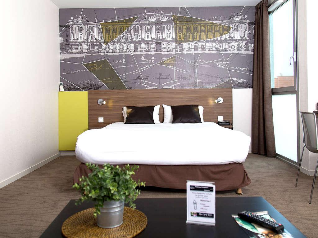 Séjour Haute-Garonne - Belle Suite à 10 minutes du centre-ville de Toulouse  - 3*