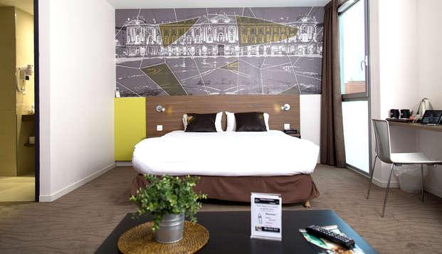Bonita suite a 10 minutos del centro de Toulouse