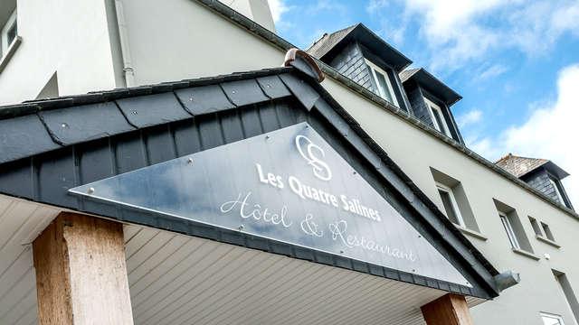 The Originals Boutique Hotel Les Quatre Salines Le Mont Saint-Michel Sud Inter-Hotel