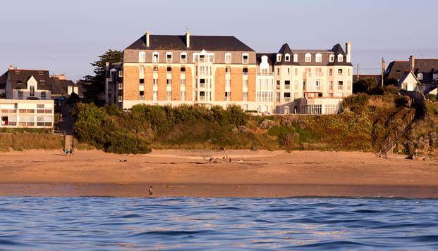 Bel appartement avec vue mer à Saint-Malo (à partir de 2 nuits, non remboursable)