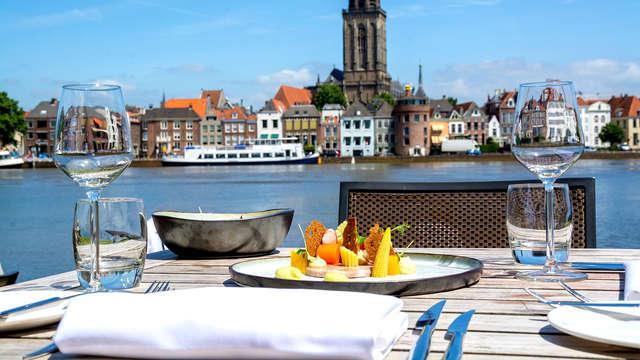Week-end de charme avec dîner à Overijssel