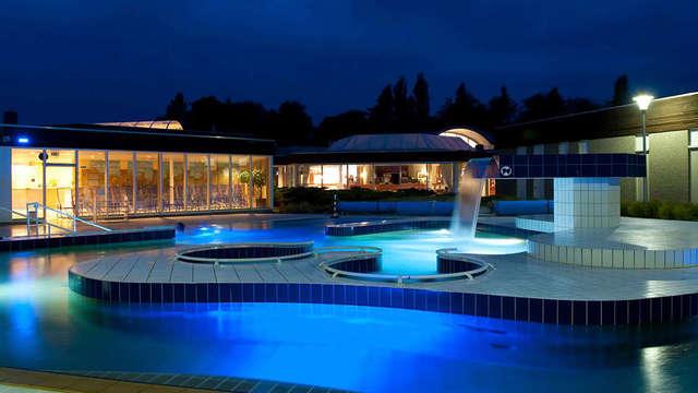 Comfort, luxe en ontspanning in de Thermen in het prachtige Venlo