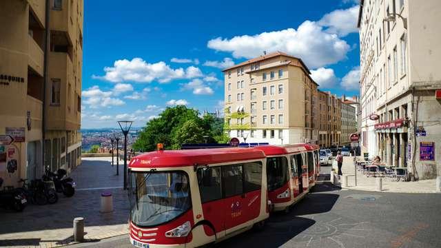 Week-end avec promenade touristique en petit-train, à Lyon