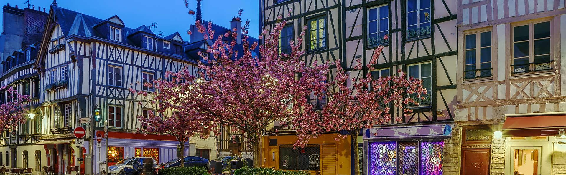 Pause nature dans un 4* près de Rouen