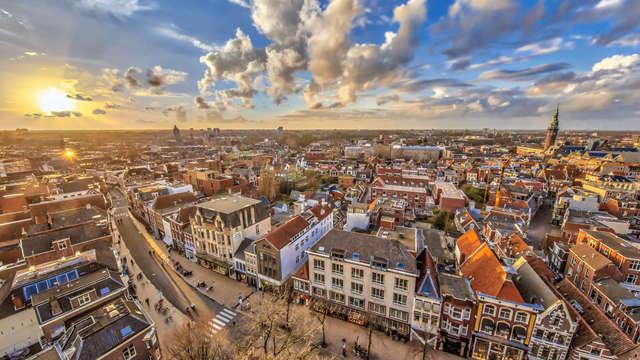 Minivakantie in Groningen (vanaf 2 nachten)