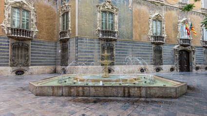 Palacio del Marqués de Dosaigües